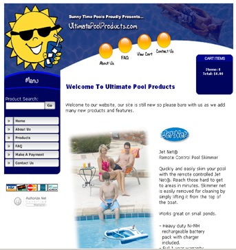 Sunny Time Pools, Inc.
