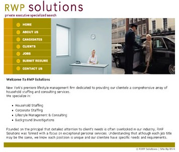 RWP Solutions, Inc.