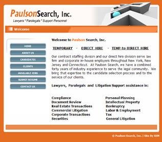 PaulsonSearch, Inc.