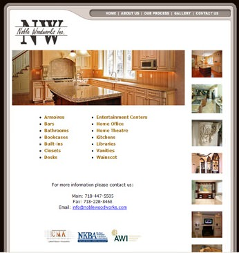 Noble Woodworks, Inc.
