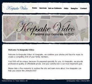 Keepsake Video