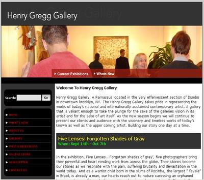 Henry Gregg Gallery