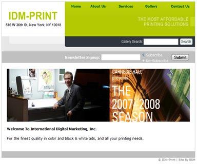 International Digital Marketing, Inc.