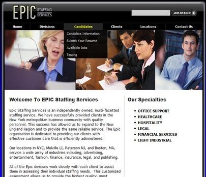 Epic Staffing, Inc.