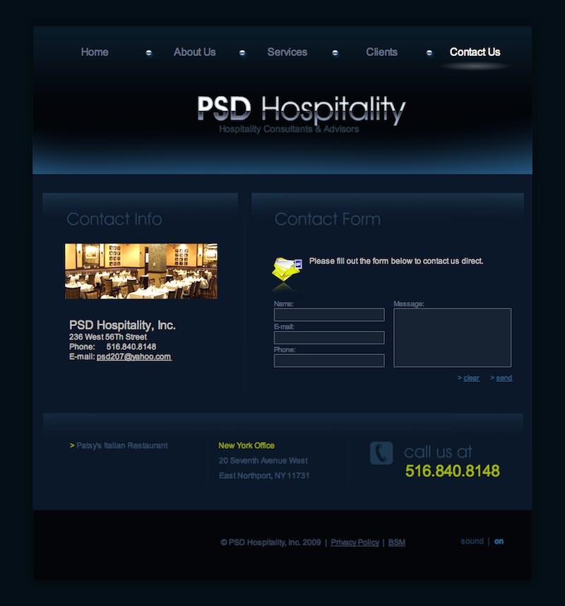 PSD Hospitality, Inc.