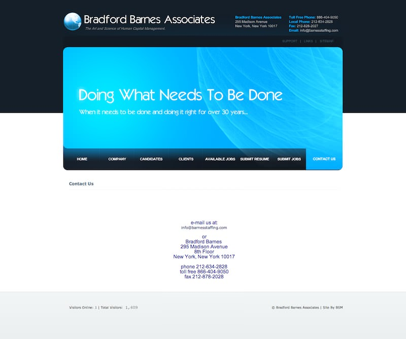 The Bradford Companies