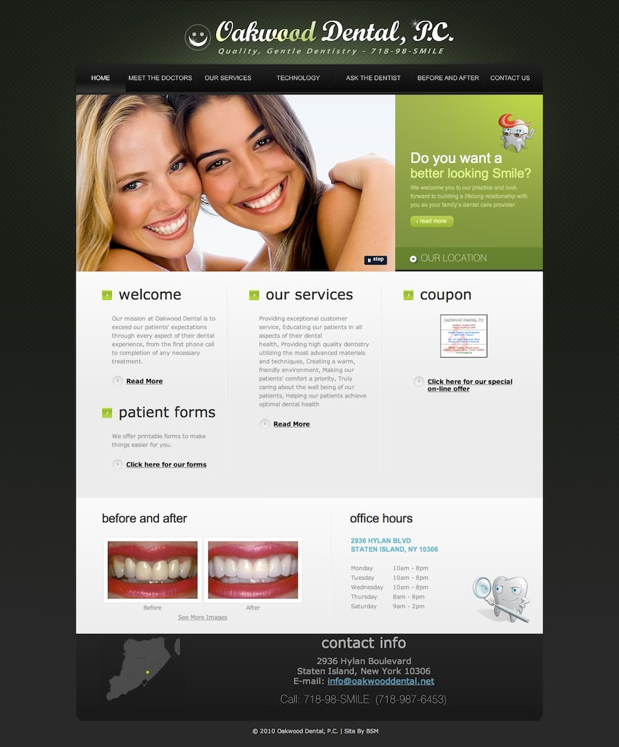 Oakwood Dental, P.C.