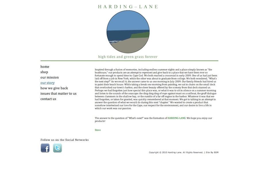Harding-Lane, Inc.