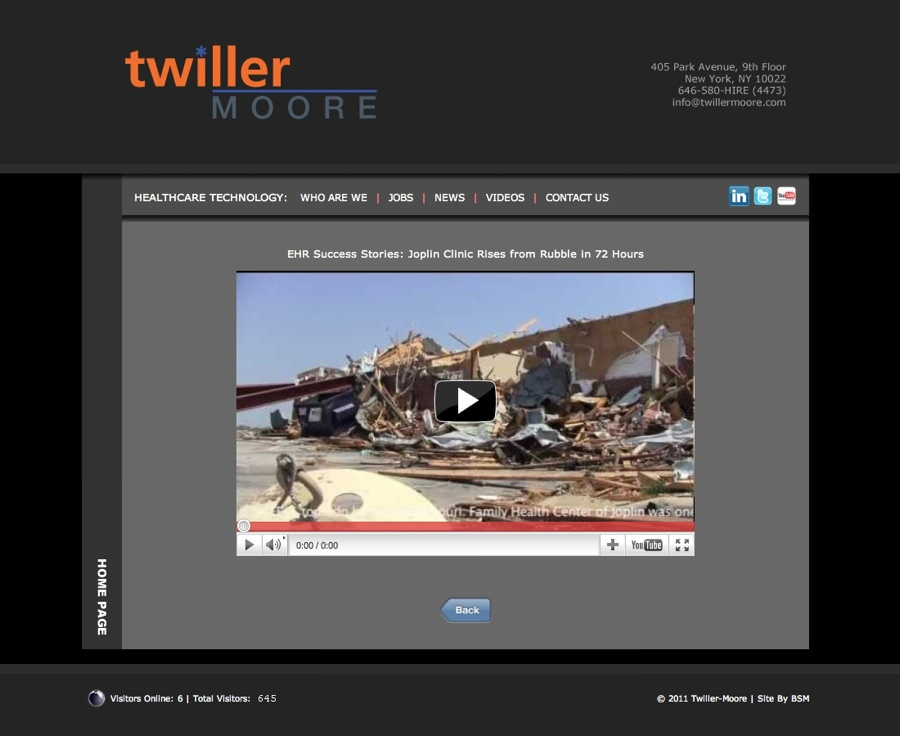 TwillerMoore, Inc.