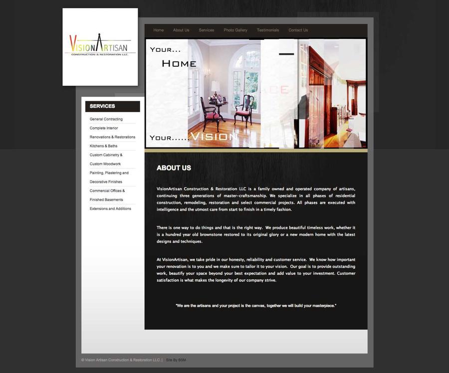 Vision Artisan Construction & Restoration LLC.