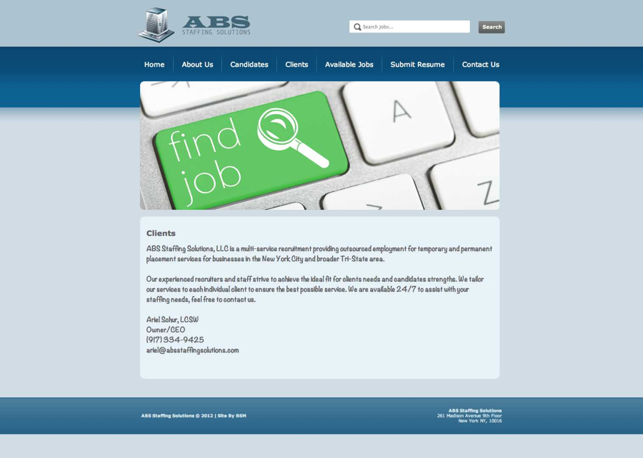 ABS Staffing Services