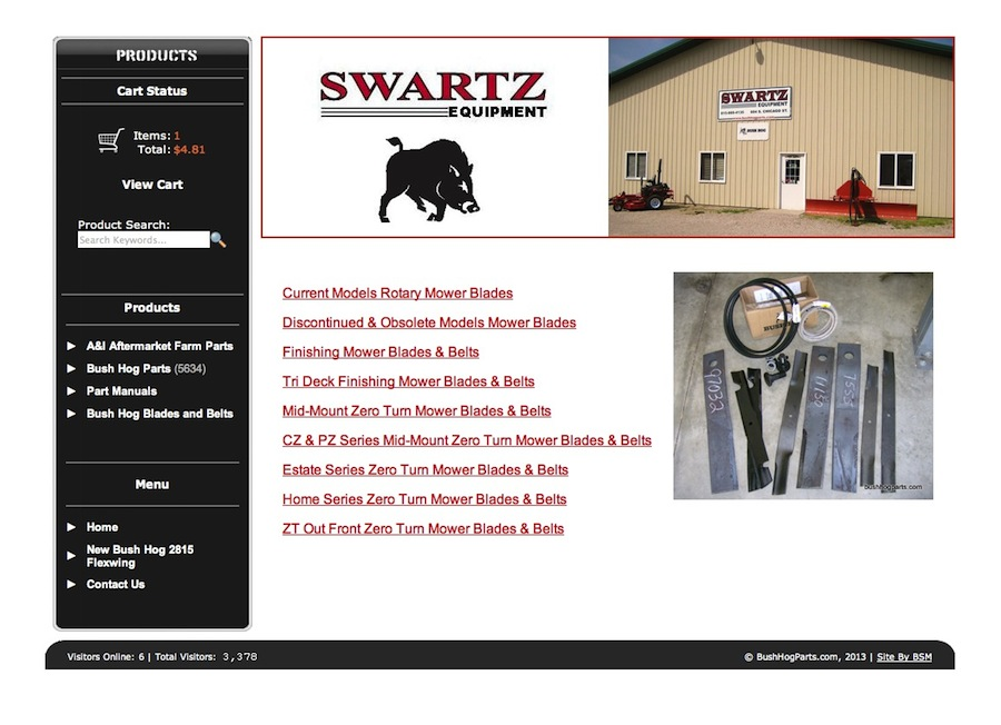 Swartz Equipment