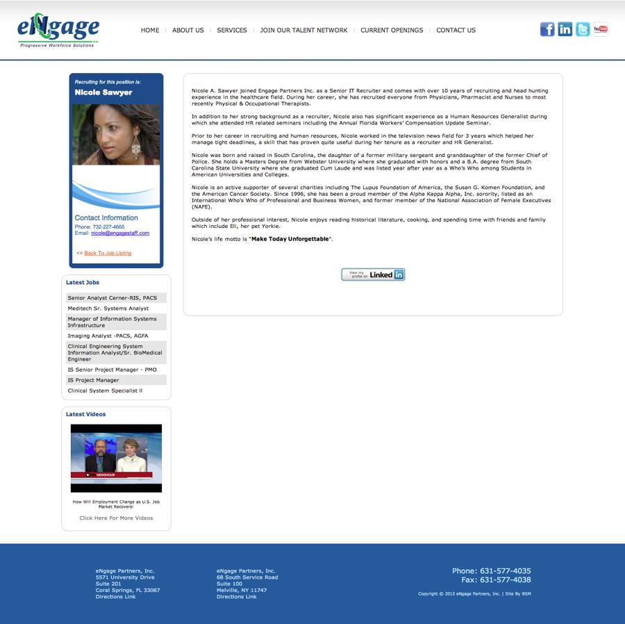 Engage Partners Inc.