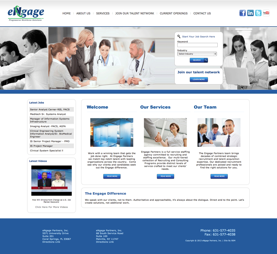 Engage Partners Inc.
