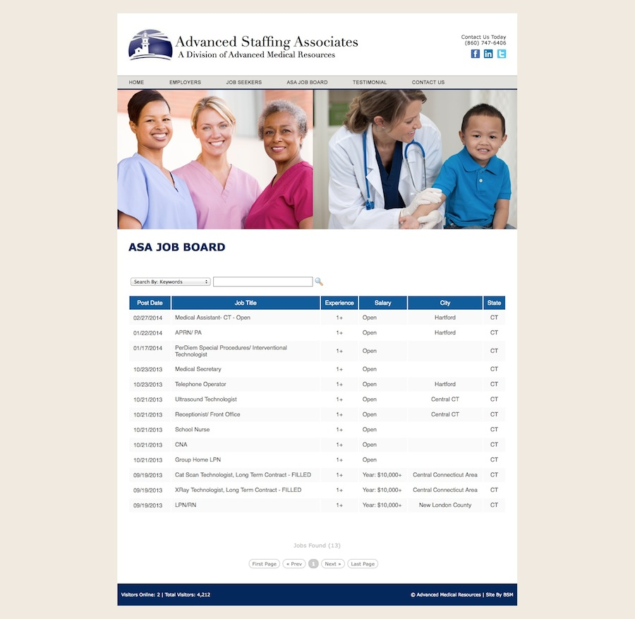Advanced Medical Resources