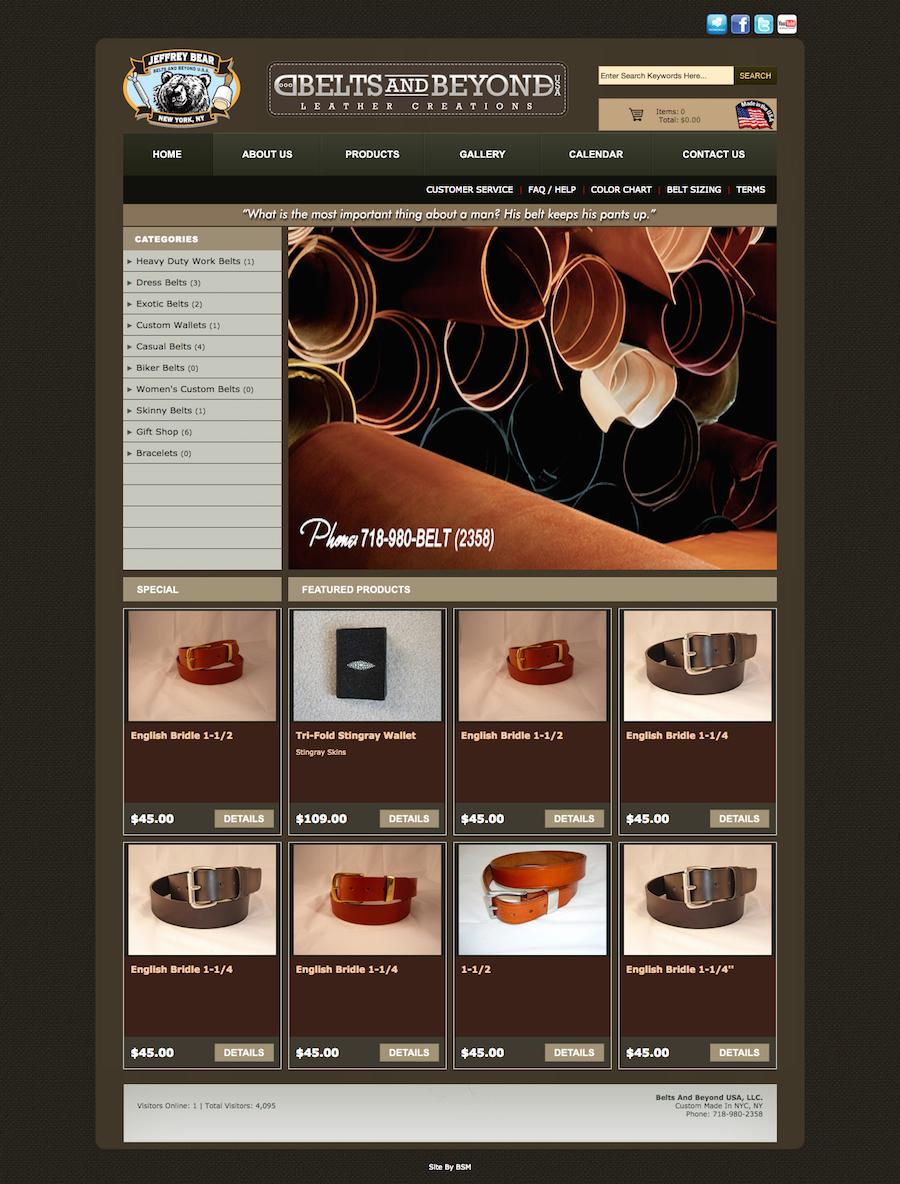 Belts And Beyond USA, LLC.