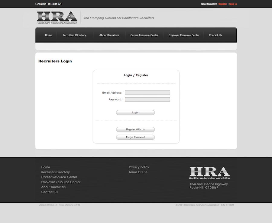 Healthcare Recruiters Association