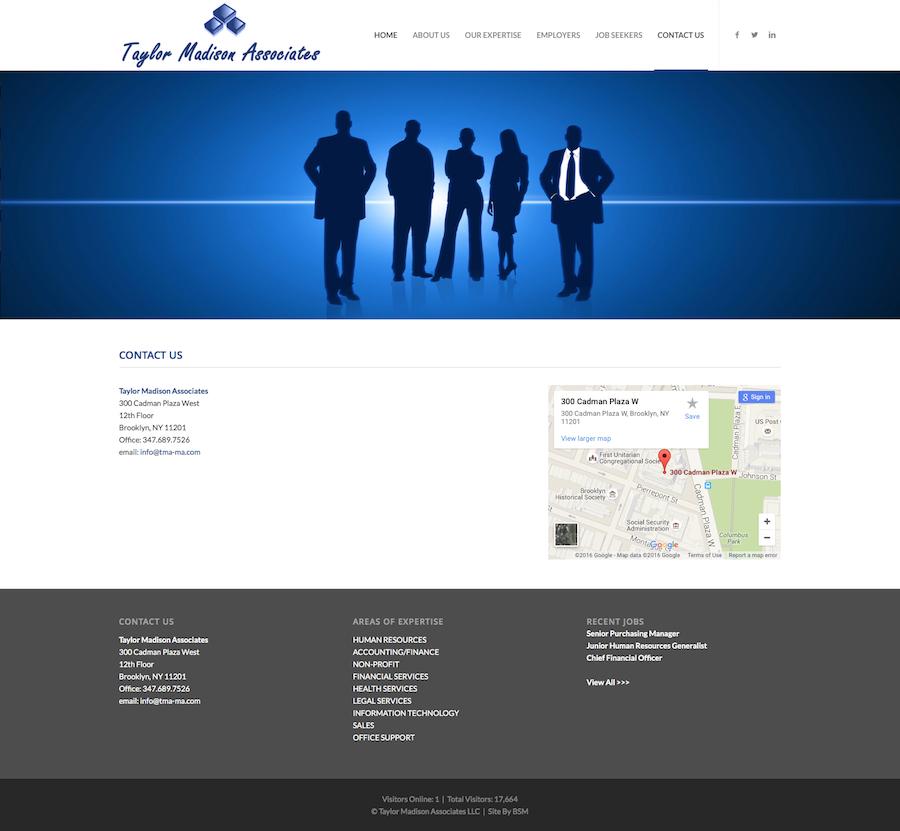 Taylor Madison Associates LLC