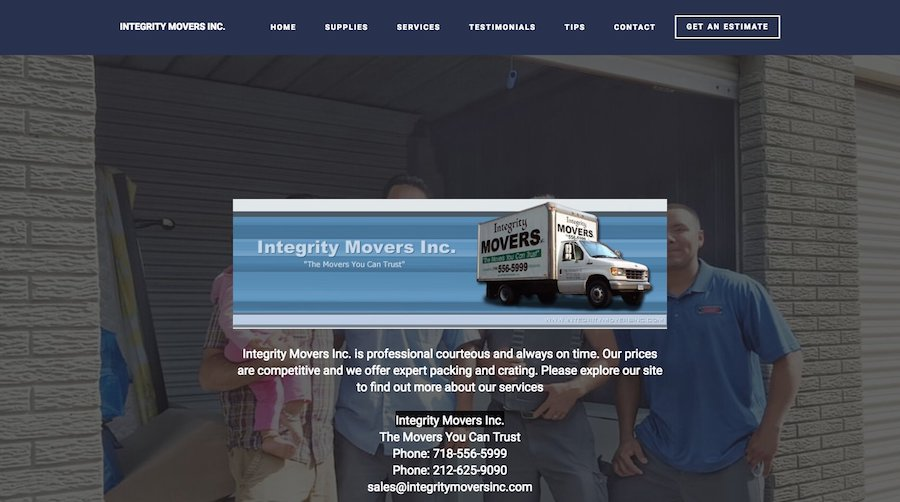 Integrity Movers, Inc.