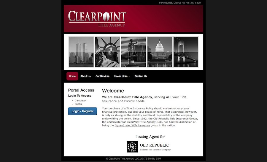 ClearPoint Title Agency, LLC.