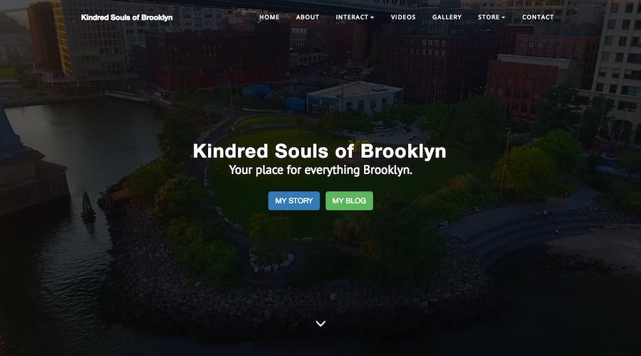 Kindred Souls of Brooklyn