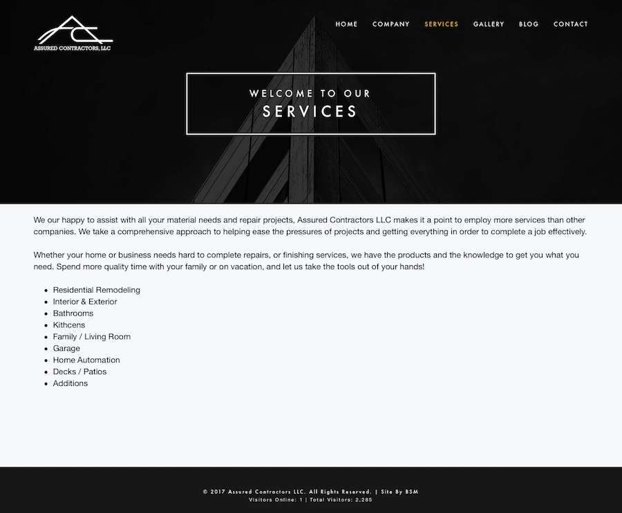 Assured Contractors LLC