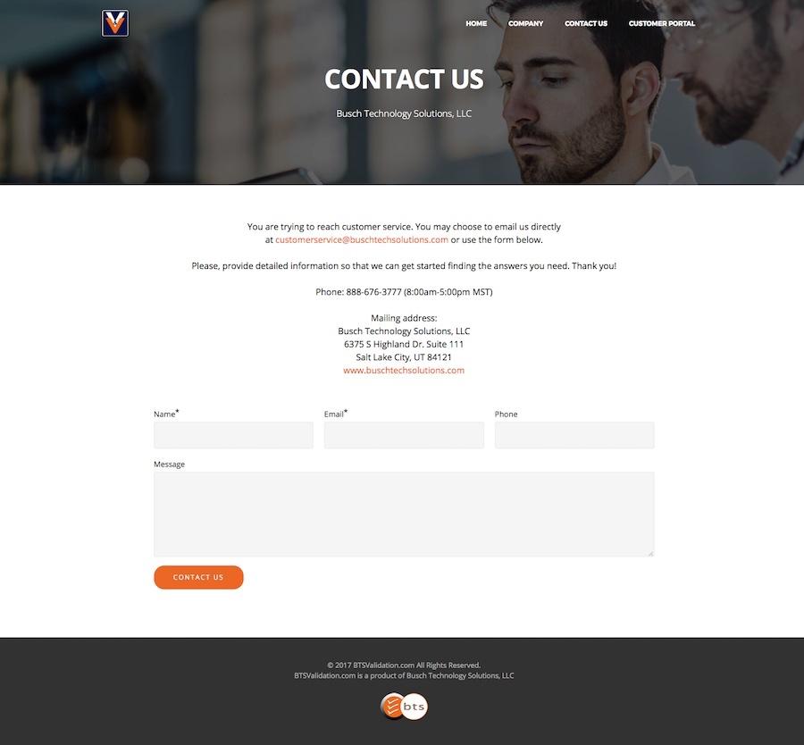 Busch Technology Solutions, LLC