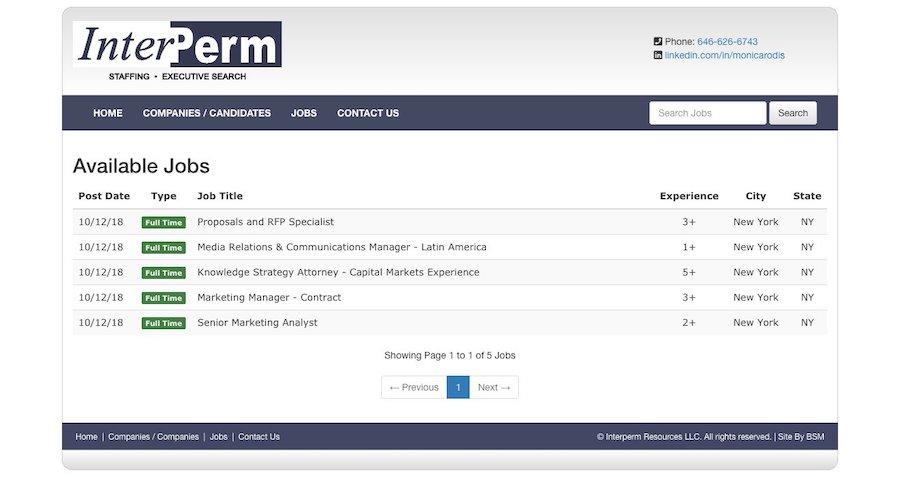 Interperm Resources LLC.