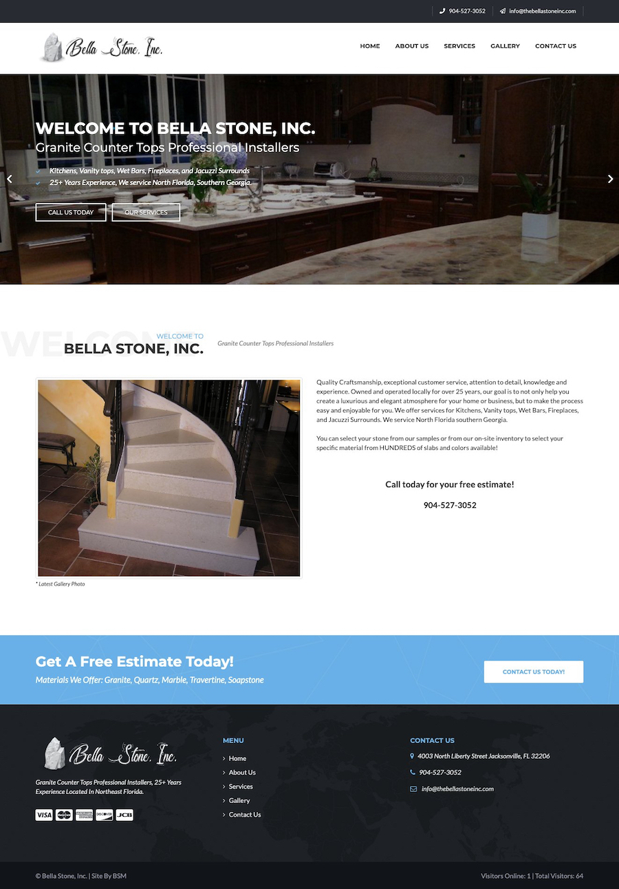 Bella Stone, Inc.