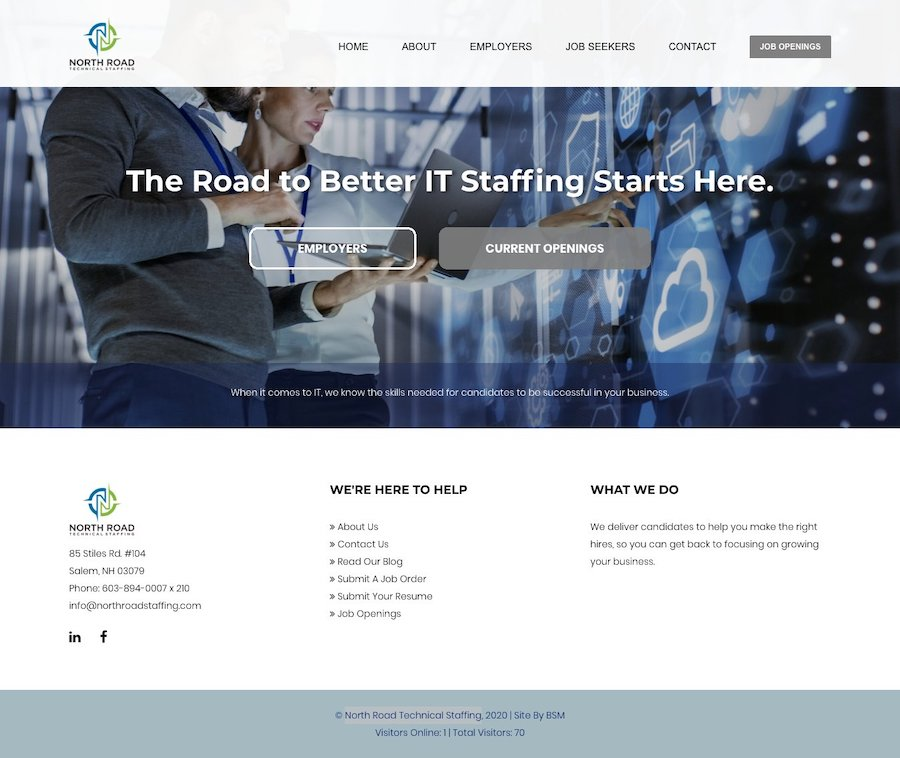 North Road Technical Staffing