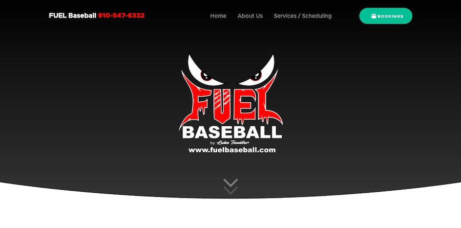 FUEL Baseball By Luke Tendler