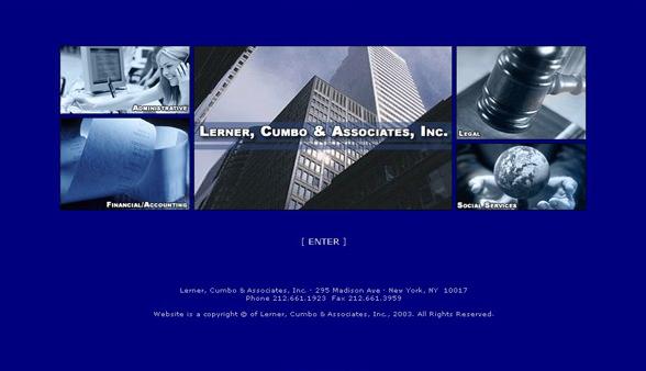 Lerner, Cumbo and Associates, Inc.