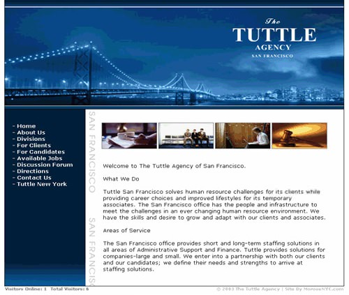 The Tuttle Agency of San Francisco, Inc.